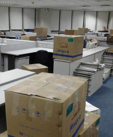 专业办公室整体搬迁服务
