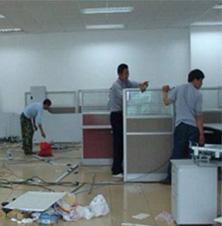 提供办公桌柜子拆装服务